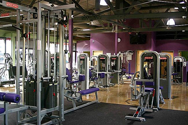 Anytime Fitness vs Planet Fitness