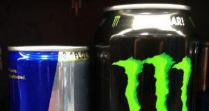 RedBull vs Monster Energy