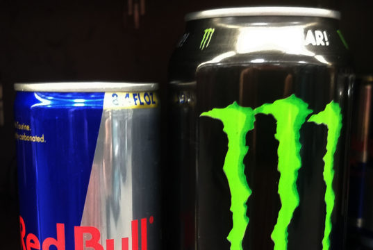 RedBull vs Monster Energy